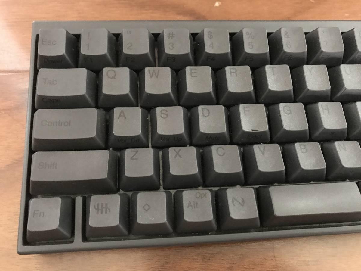 美品 PFU HHKB Happy Hacking Keyboard Pro JP PD-KB420B ブラック_画像3