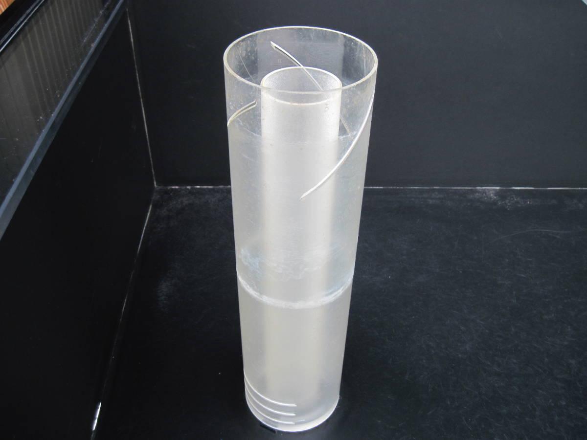 ◆売切り!213.5㎝x105.5㎝x56㎝ アクリル3面ブラックOF水槽 引取り限定 1000円から◆_画像6