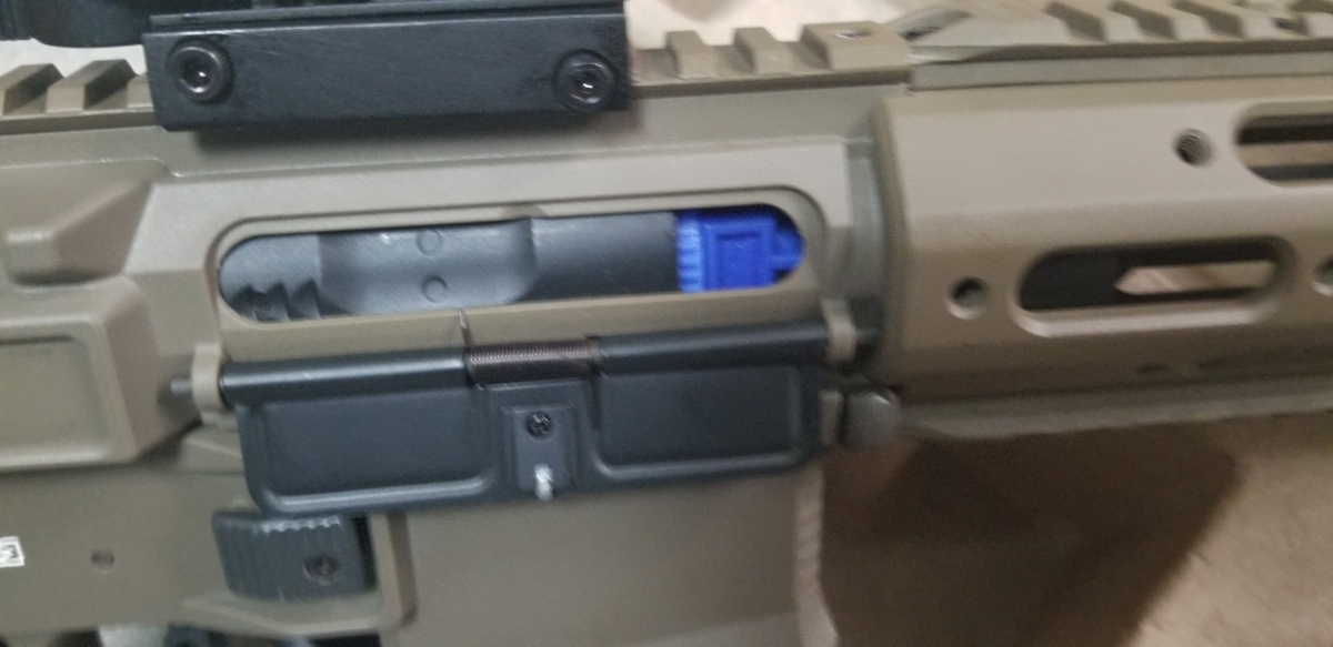 ARES AMOEBA AM-014 ハニーバジャー ショート初速アップカスタム おまけ付_画像4