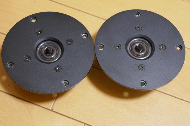 中古 ParcAudio DCU-T113S   スピーカーユニット ツイーター