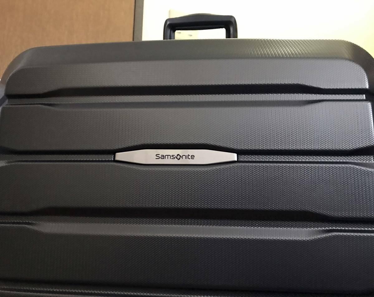 展示品 2個セット ★ 新作 サムソナイト TECH TWO 2 スーツケース グレー 27インチ & 21インチ TSAロック 4輪 ポリカーボネート samsonite_画像9
