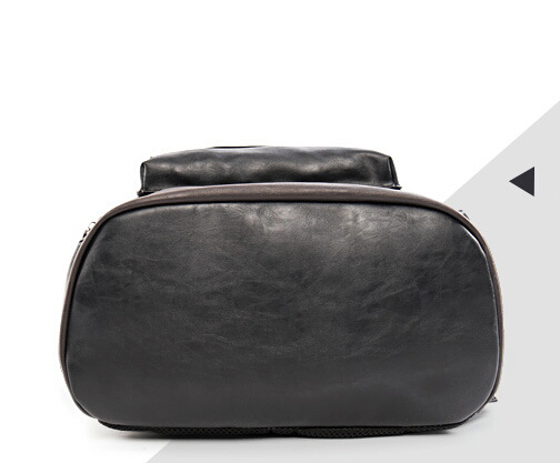 【超高級定価】 大人気美品 100%高品質 通勤 リュック ブラックメンズバッグ デイパック O-62_画像4