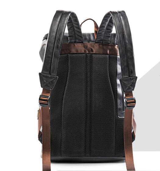 【超高級定価】 大人気美品 100%高品質 通勤 リュック ブラックメンズバッグ デイパック O-62_画像3
