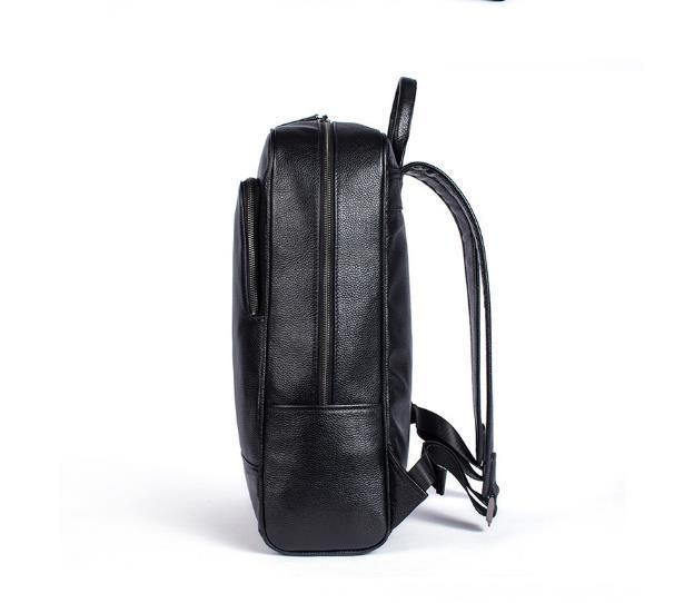 超人気☆ リュックサック 男女兼用バッグ 本革 レザー スタイリッシュ 品質保証 多機能 大容量 通勤 出張 旅行S29_画像4