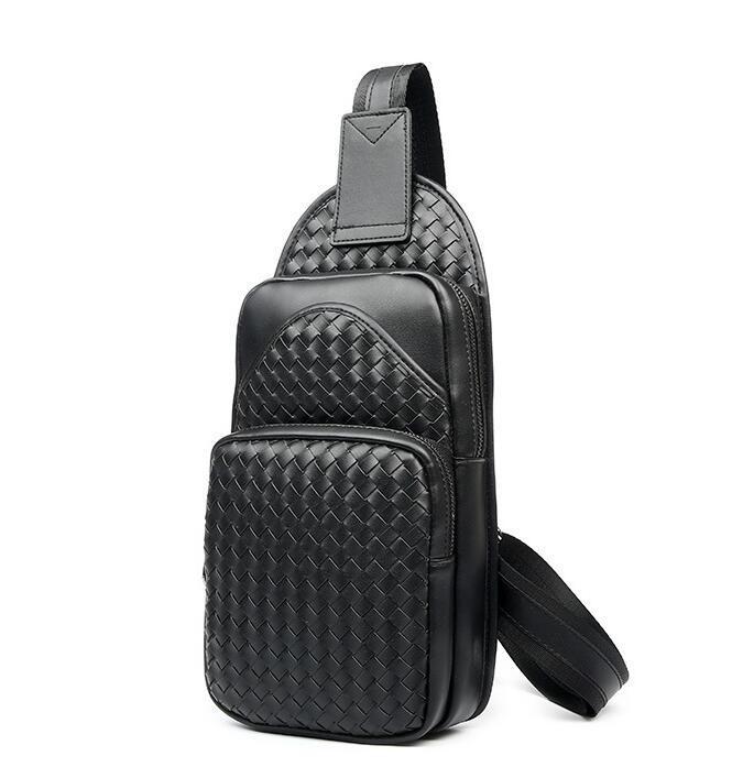 大人気美品 100%高品質 通勤バッグ 斜め掛 ショルダーバッグ ブラックメンズバッグA53