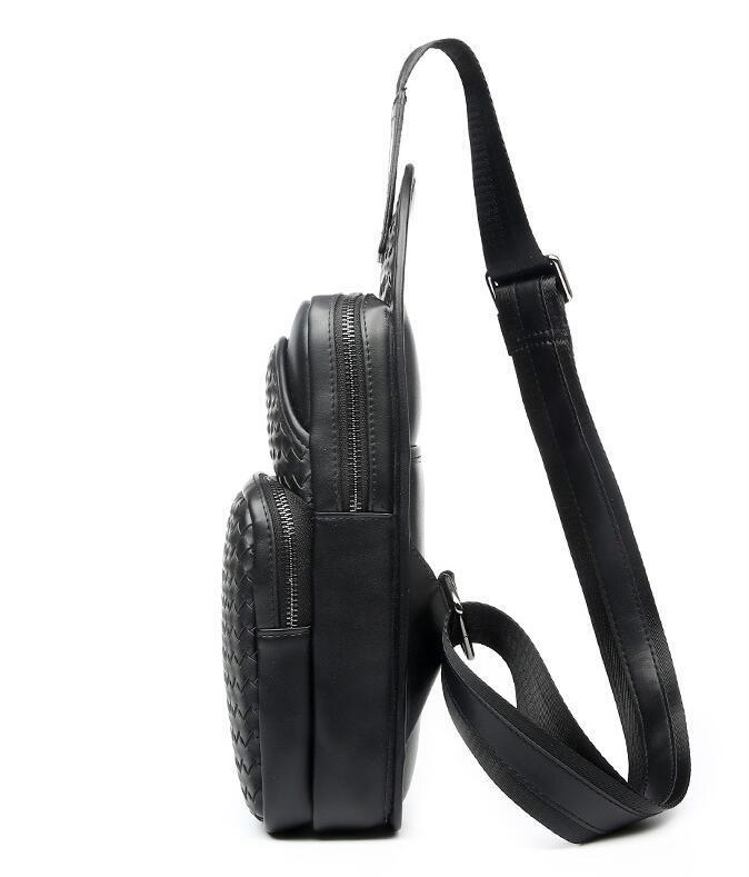 大人気美品 100%高品質 通勤バッグ 斜め掛 ショルダーバッグ ブラックメンズバッグA53_画像3
