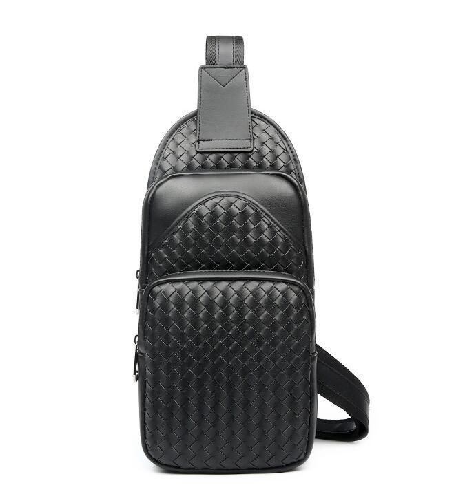 大人気美品 100%高品質 通勤バッグ 斜め掛 ショルダーバッグ ブラックメンズバッグA53_画像4