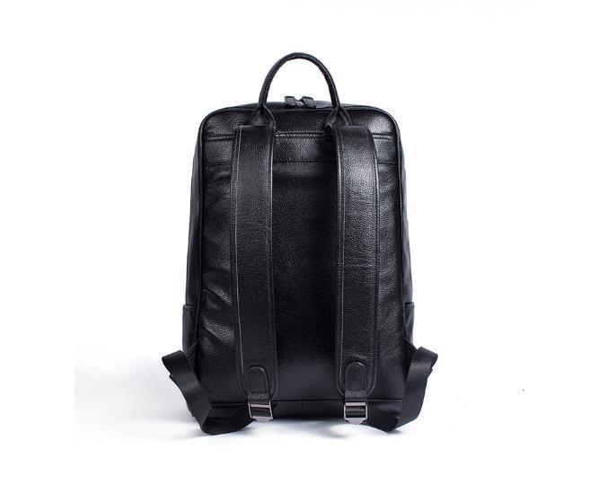 超人気☆ リュックサック 男女兼用バッグ 本革 レザー スタイリッシュ 品質保証 多機能 大容量 通勤 出張 旅行S29_画像3