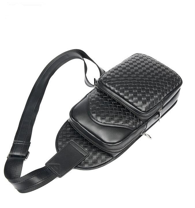 大人気美品 100%高品質 通勤バッグ 斜め掛 ショルダーバッグ ブラックメンズバッグA53_画像6