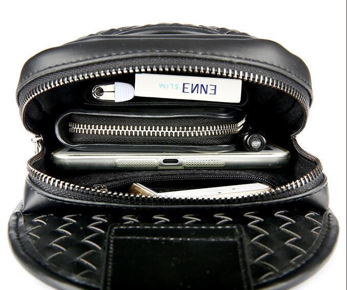 大人気美品 100%高品質 通勤バッグ 斜め掛 ショルダーバッグ ブラックメンズバッグA53_画像7