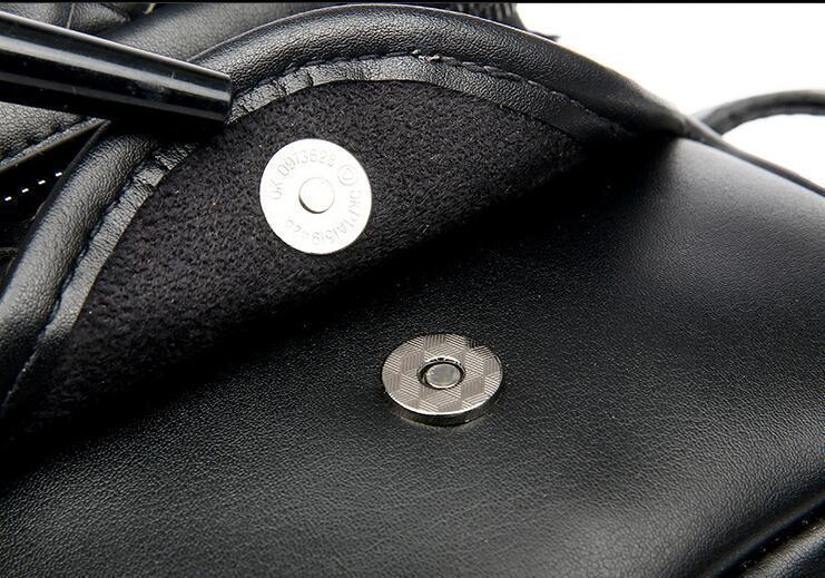 大人気美品 100%高品質 通勤バッグ 斜め掛 ショルダーバッグ ブラックメンズバッグA53_画像8