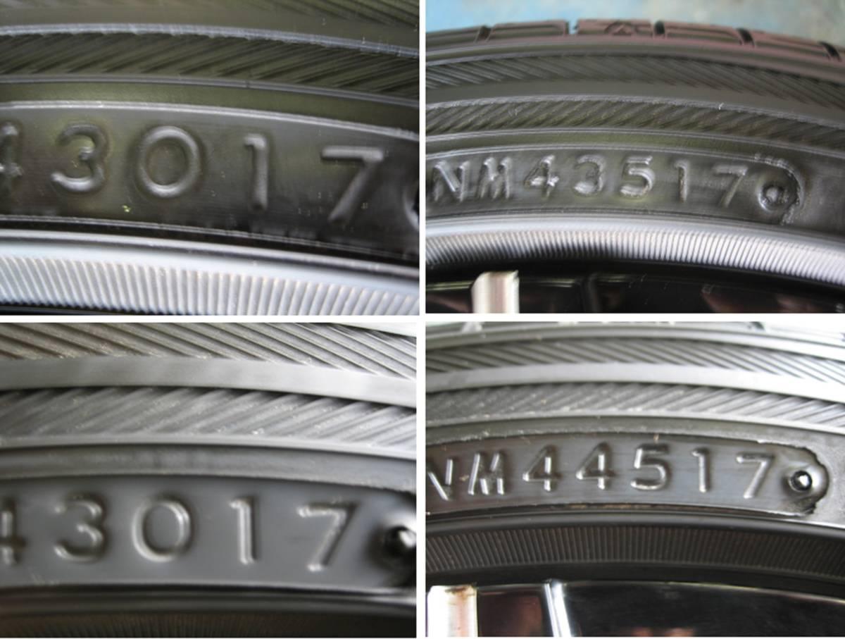 165/50R16新品タイヤ&中古アルミセット!4本組!ハイト系にお勧めです♪タント!ウェイク!など_画像8