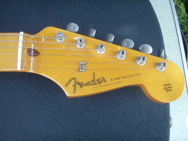 希少 Fender フェンダー ギター 型番不明 一応ジャンクで _画像5
