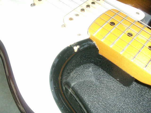 希少 Fender フェンダー ギター 型番不明 一応ジャンクで _画像6