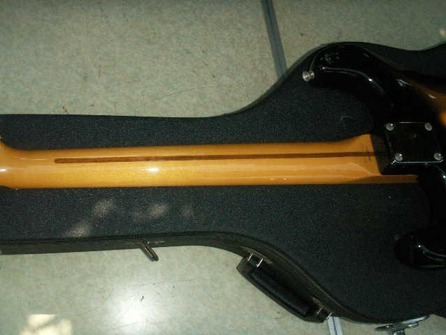 希少 Fender フェンダー ギター 型番不明 一応ジャンクで _画像8