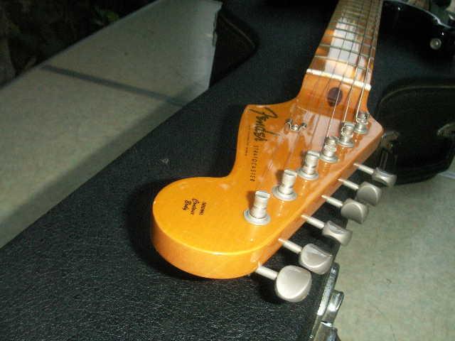 希少 Fender フェンダー ギター 型番不明 一応ジャンクで _画像10