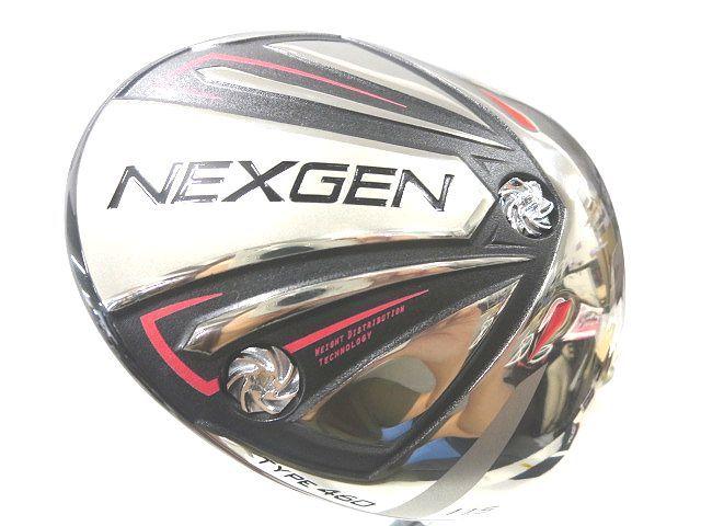 ゴルフクラブ NEXGEN 2016 TYPE460 11.5度 ドライバー 純正カーボン EIF 870JD32-420 y16y