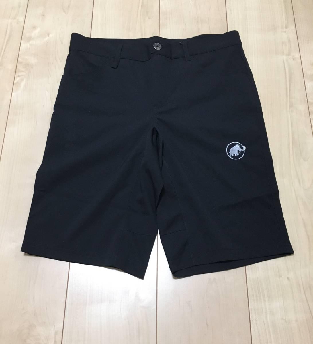 新品1337 MAMMUTショートパンツ Runboid shorts pant Men ASIA M_画像3