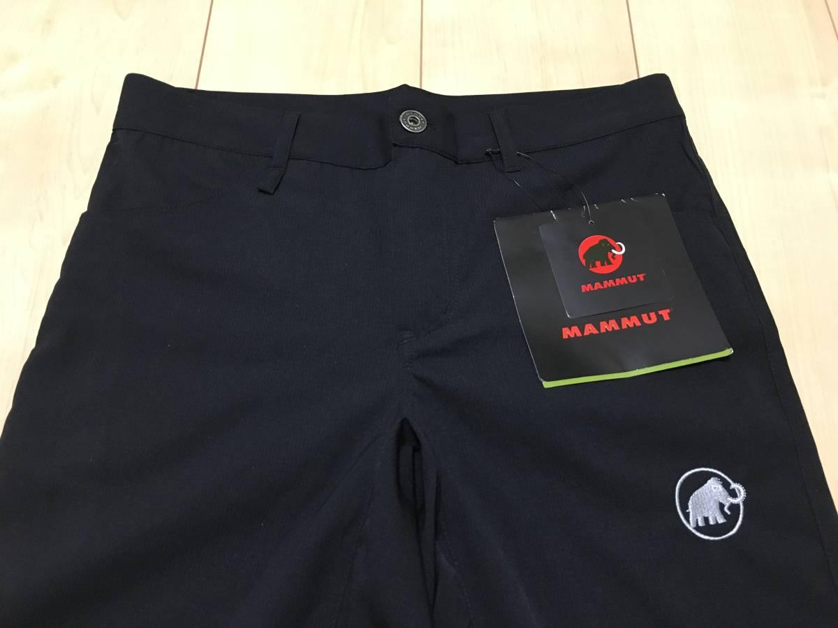 新品1337 MAMMUTショートパンツ Runboid shorts pant Men ASIA M_画像2