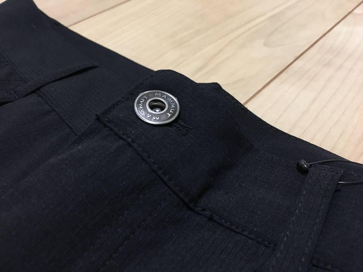 新品1337 MAMMUTショートパンツ Runboid shorts pant Men ASIA M_画像4