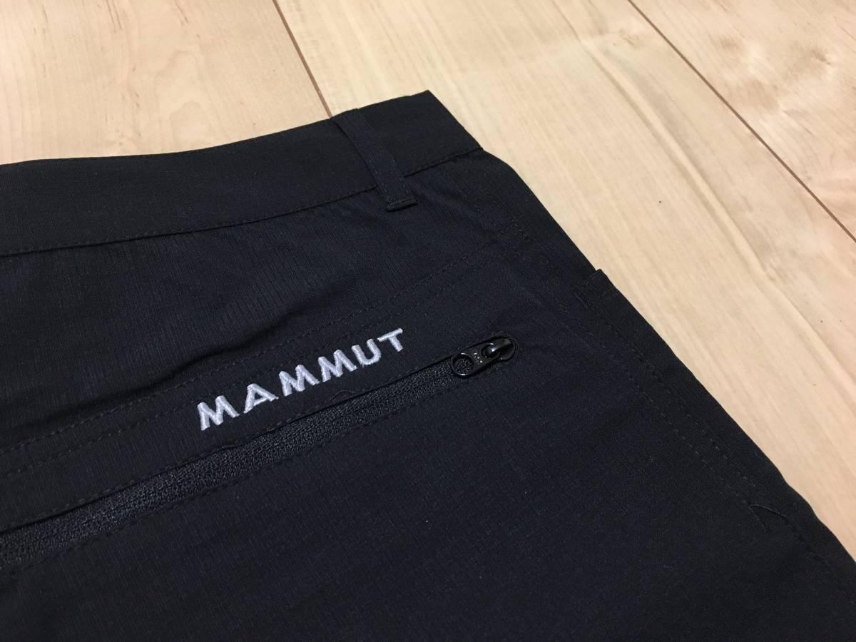 新品1337 MAMMUTショートパンツ Runboid shorts pant Men ASIA M_画像6