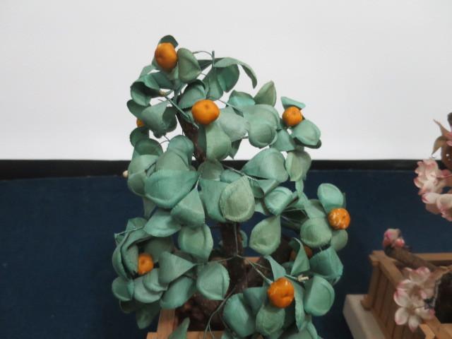 【人形館】「丸平桜橘C-262」雛人形・雛道具・雛御殿.蒔絵〝雛〟_画像5