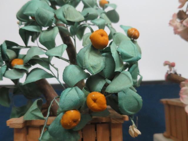 【人形館】「丸平桜橘C-262」雛人形・雛道具・雛御殿.蒔絵〝雛〟_画像7