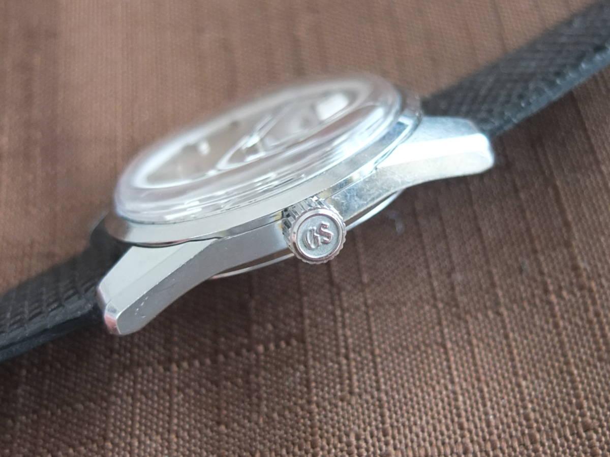 SEIKO グランドセイコー セカンドモデル 57GS 5722 9991 美メダリオン VFA v.f.a._画像5
