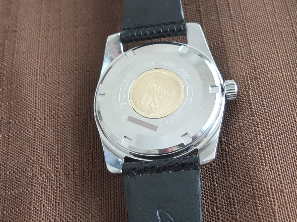 SEIKO グランドセイコー セカンドモデル 57GS 5722 9991 美メダリオン VFA v.f.a._画像7