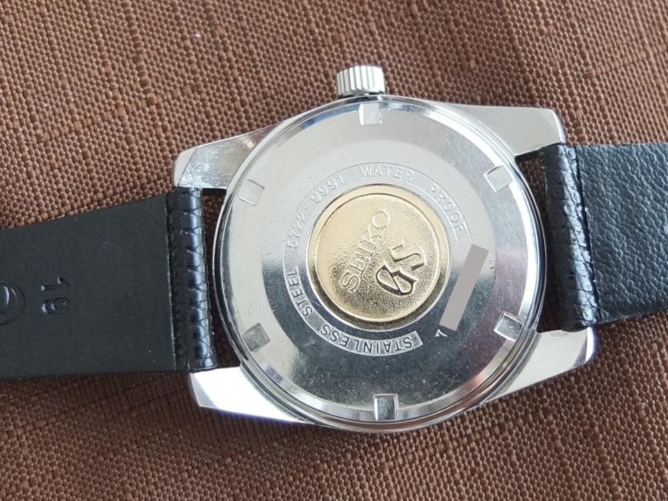 SEIKO グランドセイコー セカンドモデル 57GS 5722 9991 美メダリオン VFA v.f.a._画像9