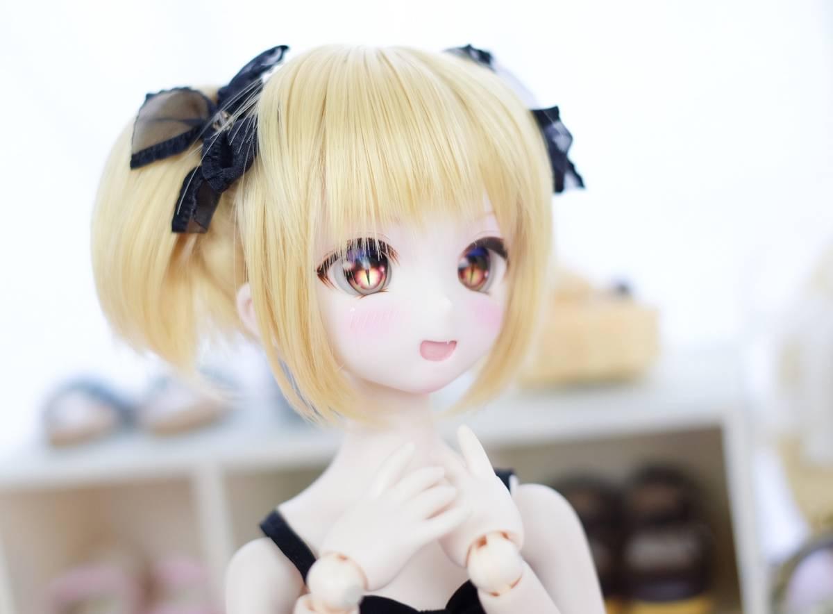 *Cherry Chips*DDH-10セミホワイト肌カスタムヘッド+アイ_画像4