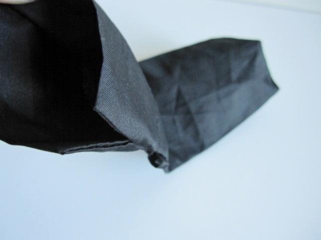綺麗め 軽量 折り畳み傘 アンブレラ ケースのみ 上品 傘 雨傘 シンプルブラック ユニセックス レア 得 特_画像8