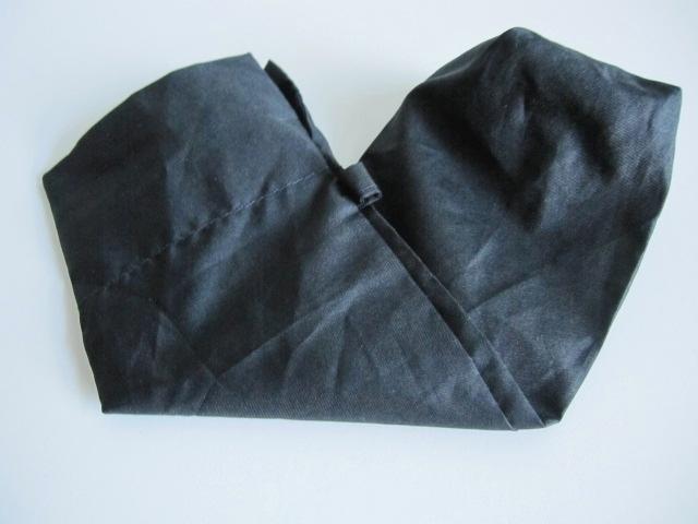 綺麗め 軽量 折り畳み傘 アンブレラ ケースのみ 上品 傘 雨傘 シンプルブラック ユニセックス レア 得 特_画像10