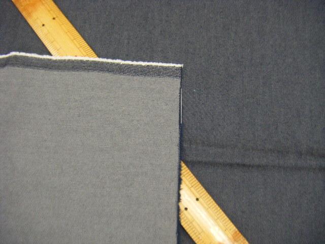 X2 生地・80cm価格・ストレッチデニム・綿・コットン・ポリエステル・ポリウレタン・インディゴ・130cm巾_画像4