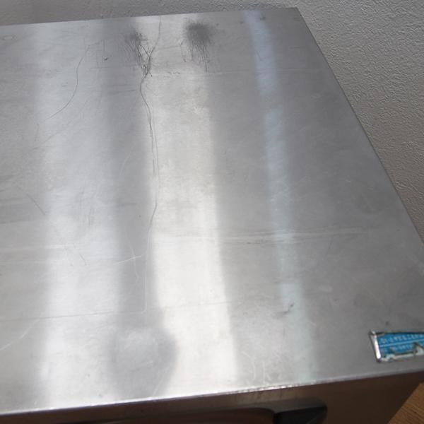 ホシザキ HOSHIZAKI ドロワー冷蔵庫 コールドテーブル 2段 幅1200 RTL-120DNC 単相100V V04088 左ユニット 店舗 厨房 引取り歓迎 FD24_画像5