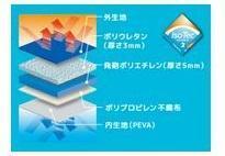 ◇サーモス ソフトクーラー 15L ブルー REF-015 BL/キャンプ/アウトドア_画像6
