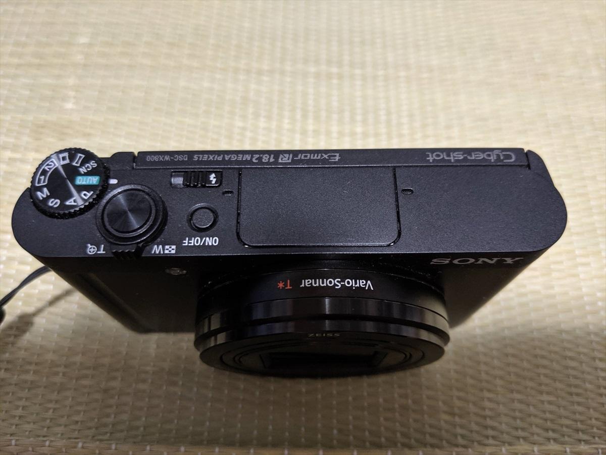 【中古】SONY Cyber-shot DSC-WX800 ソニー サイバーショット_画像2
