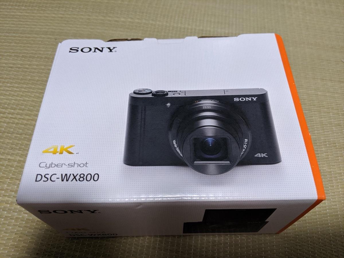 【中古】SONY Cyber-shot DSC-WX800 ソニー サイバーショット_画像8