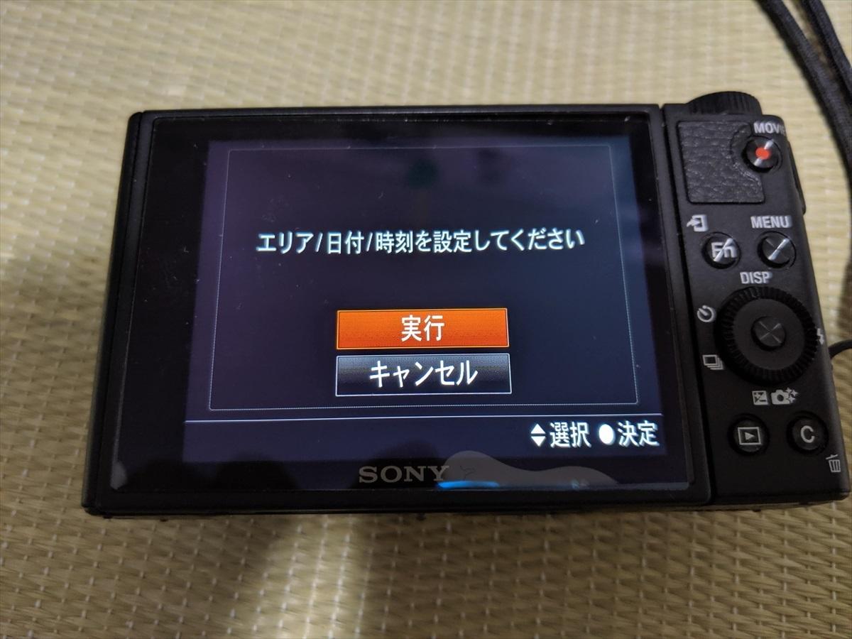 【中古】SONY Cyber-shot DSC-WX800 ソニー サイバーショット_画像6
