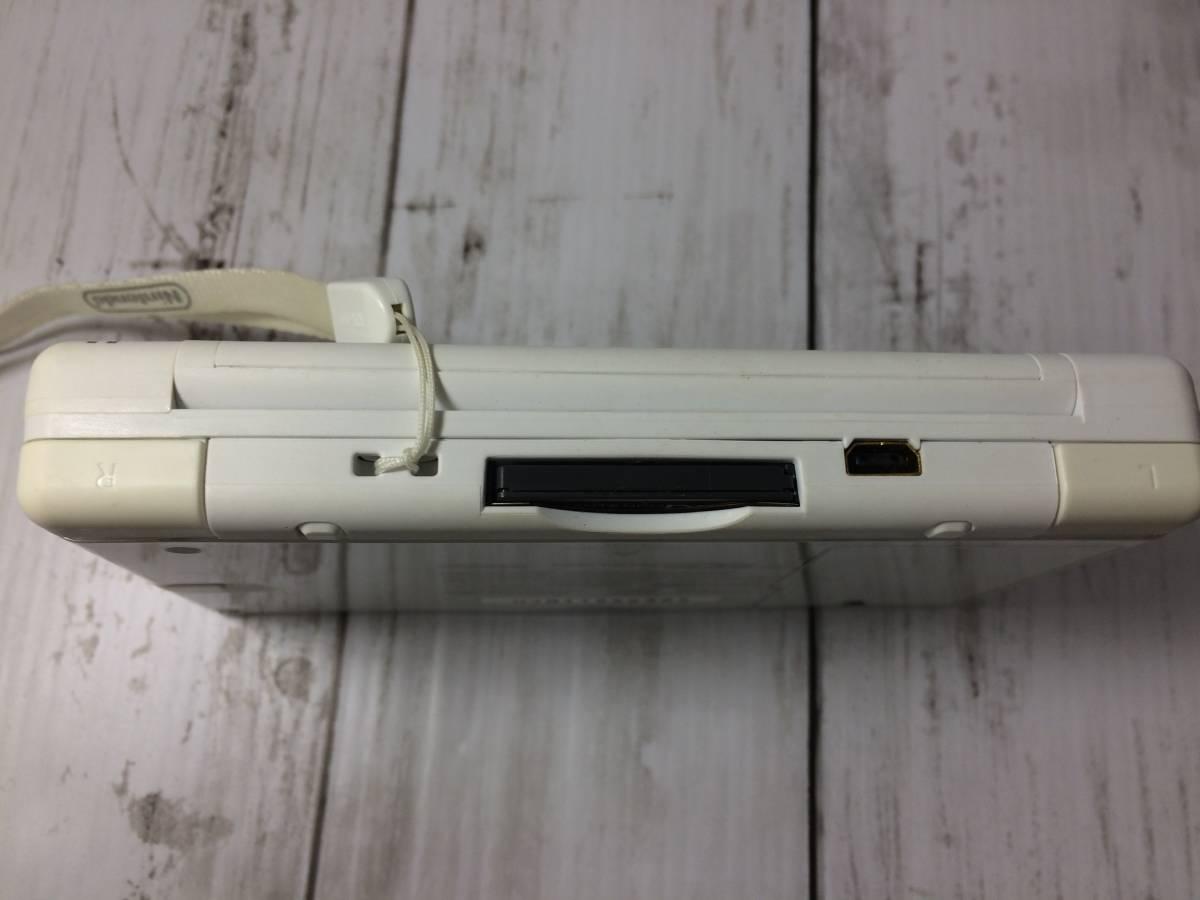 ゆうパック60サイズ 【電源確認済み・ゲーム機・本体&ソフト6本】Nintendo・DS Lite・6本まとめ売り・任天堂・ニンテンドーDSライト_画像8