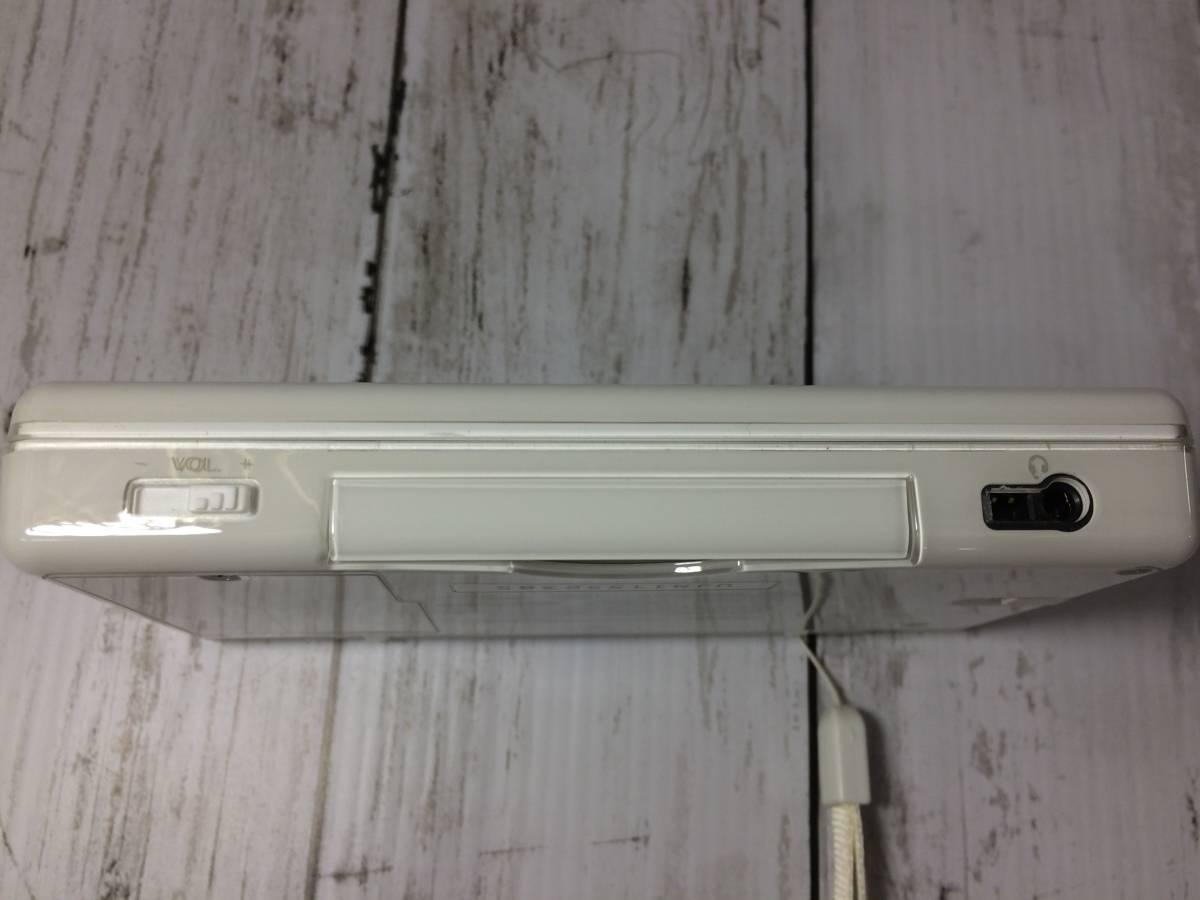 ゆうパック60サイズ 【電源確認済み・ゲーム機・本体&ソフト6本】Nintendo・DS Lite・6本まとめ売り・任天堂・ニンテンドーDSライト_画像9