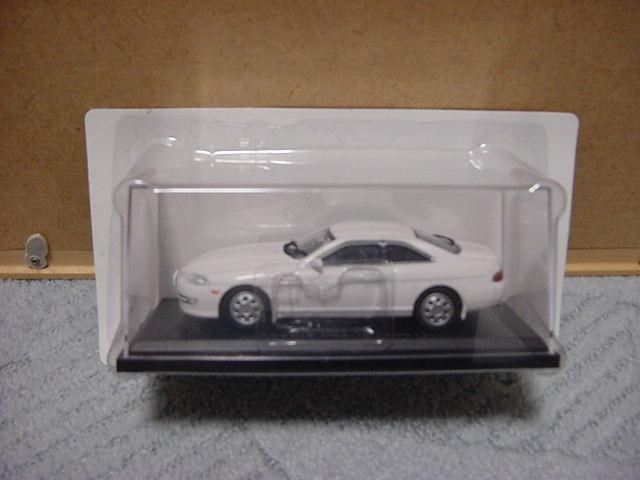 国産名車コレクション 1/43 第75号 トヨタ ソアラ(1991)_画像1