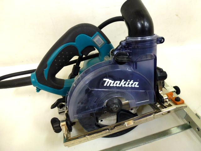 7726 良品 makita マキタ 125mm 防じん マルノコ KS5000FX 刃付き 丸のこ 防塵 電動工具