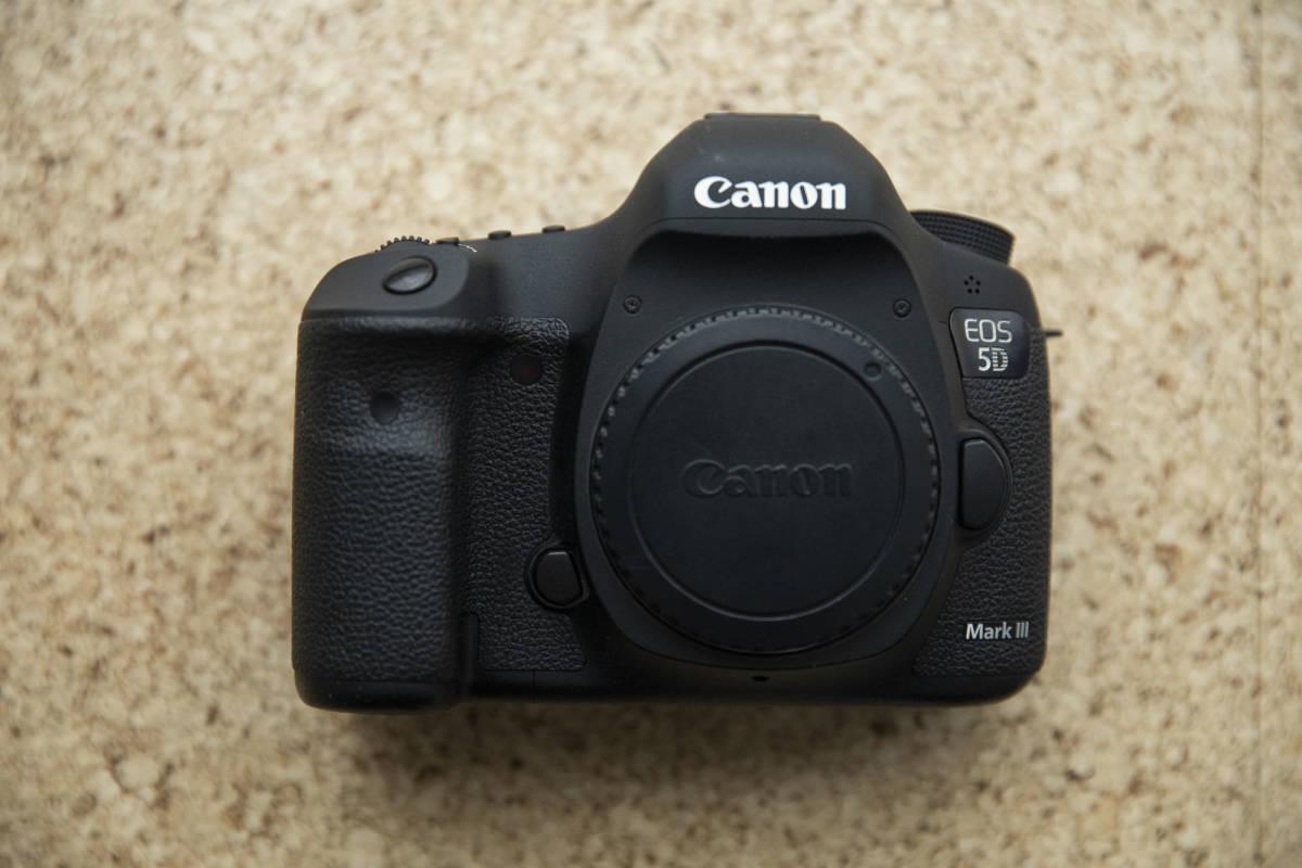 ★★★ Canon EOS 5D mark III マーク 3 中古 バッテリー 5個付き ★★★_画像4