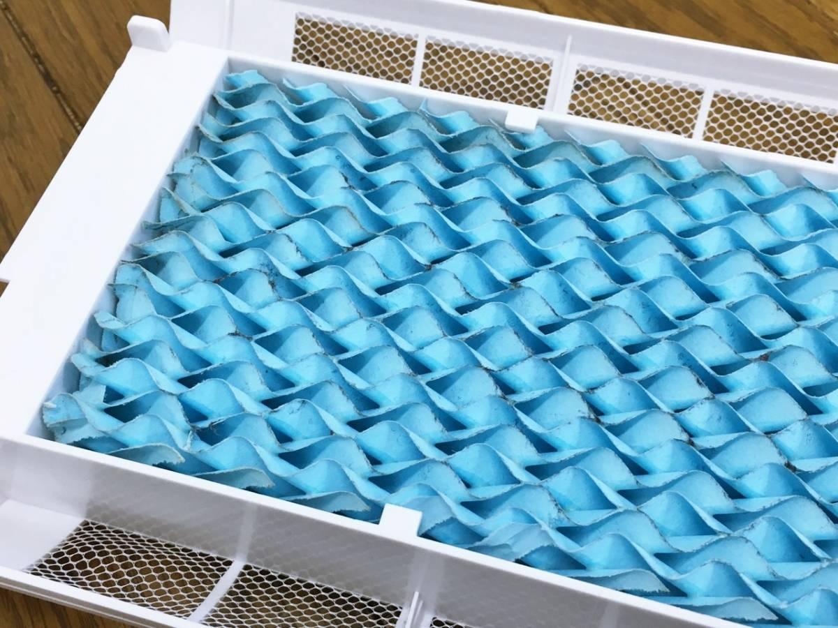 2018年製 山善 YAMAZEN 冷風扇 扇風機 冷風機 FCT-G401 スリム冷風扇 風量3段階 水タンク着脱式 キャスター付き ホワイト _画像8