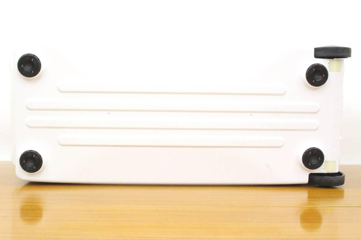 <クーラーボックス>シマノ スペーザホエール リミテッド 600 HC-060I (アイスホワイト) 【中古】 _画像3