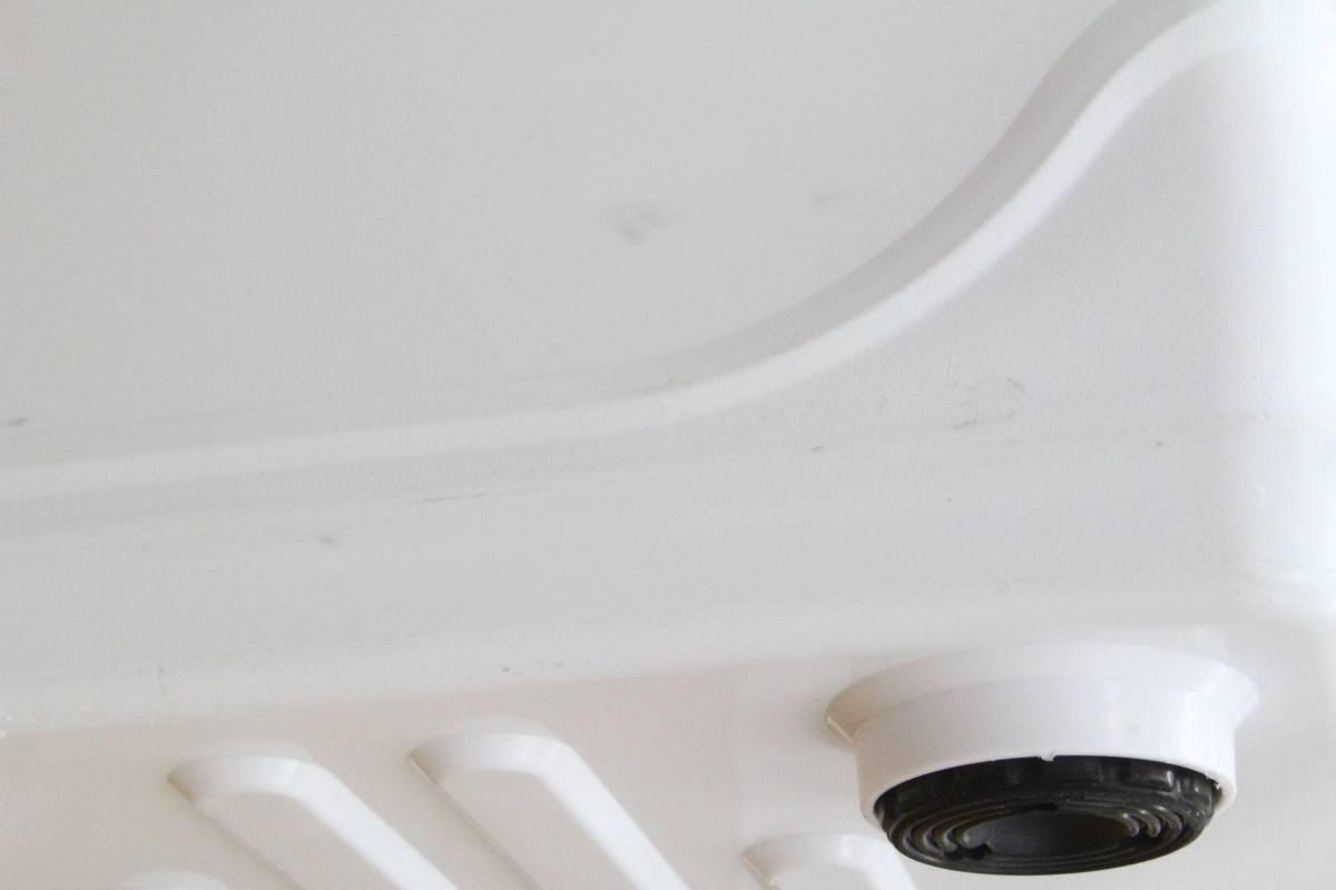 <クーラーボックス>シマノ スペーザホエール リミテッド 600 HC-060I (アイスホワイト) 【中古】 _画像8