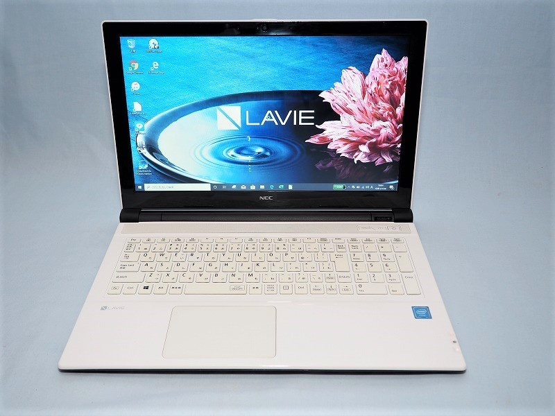 ★★NEC LAVIE PC-NS150EAW/3855U 1.6GHz/6G/1000GB(3,777Hr)