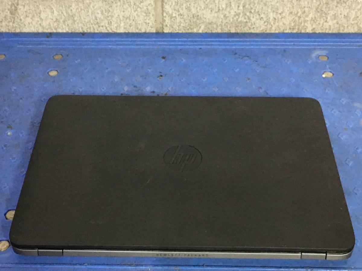 HP EliteBook 840 corei5 HDD SDD無し ジャンク品_画像6
