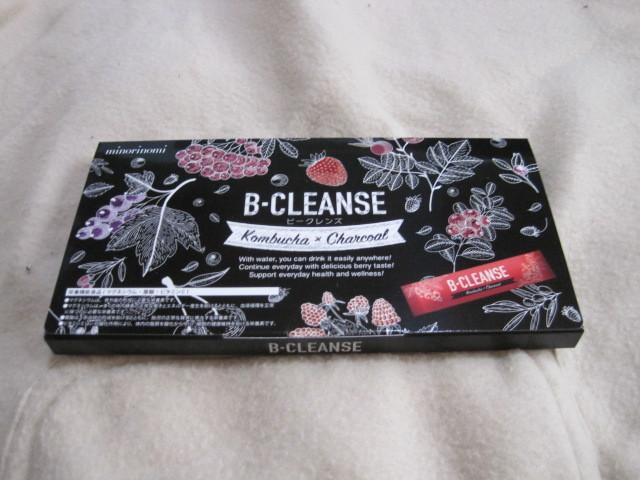 ビークレンズ B-CLEANSE 新品未開封品 マグネシウム、葉酸、ビタミンEなど 一包3gx30 一箱